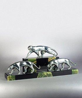 Michel Decoux: Figurale Gruppe