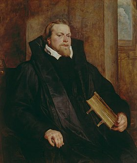 Peter Paul Rubens: Bildnis des Hendrik van Thulden. Wohl