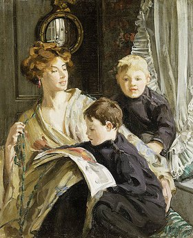 Hilda Fearon: Das Bilderbuch. 1911
