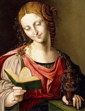 Girolamo Genga: Die heilige Maria Magdalena