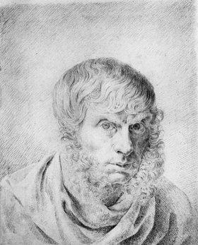 Caspar David Friedrich: Selbstbildnis
