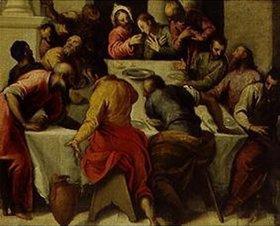Palma il Giovane eigentlich Negretti Jacopo: Das letzte Abendmahl