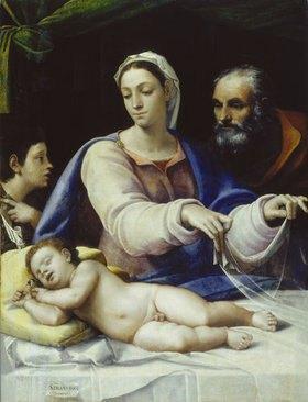 Sebastiano del Piombo: Die Madonna mit dem Schleier
