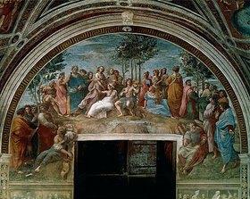 Raffael (Raffaello Sanzio): Der Parnass