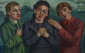Peter Ludwigs: Kriegerwitwen (Drei Frauen)