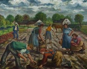 Peter Ludwigs: Kartoffelernte