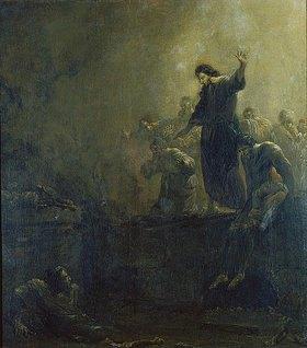 Leonard Bramer: Die Auferweckung des Lazarus