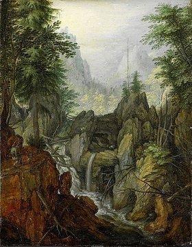 Roelant Jakobsz Savery: Gebirgslandschaft