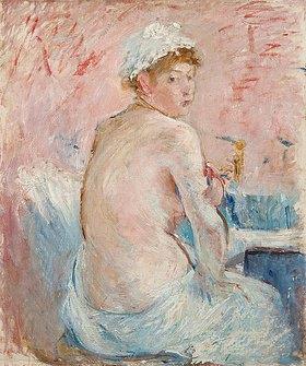 Berthe Morisot: Rückenakt (Nu de dos)
