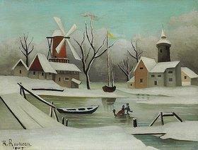 Henri Rousseau: Der Winter (L'Hiver)