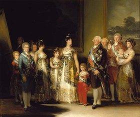 Francisco José de Goya: Die Familie Karls IV. von Spanien