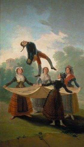 Francisco José de Goya: Der Hampelmann
