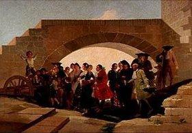 Francisco José de Goya: Die Dorfhochzeit