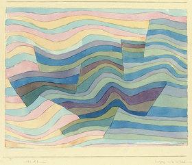Paul Klee: Bewegung an der Steilküste
