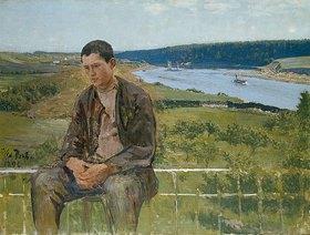 Ilja Efimowitsch Repin: Bildnis des Sohnes