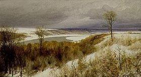 Vasilij Dimitrijew Polenow: Erster Schnee