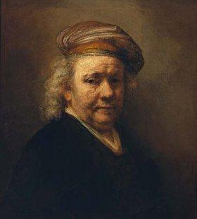 Rembrandt van Rijn: Letztes Selbstbildnis