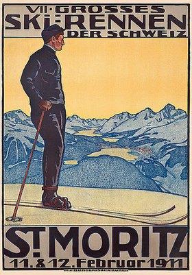 Walter Kupfer: St. Moritz