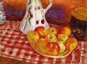 Pierre Bonnard: Rote und gelbe Äpfel (Les Pommes Jaunes et Rouges)