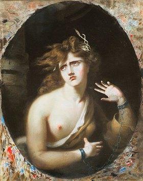 Sir Thomas Lawrence: Wahnsinnige junge Frau (Mad Girl)