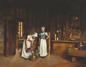 Franck Antoine Bail: Zwei Milchmädchen