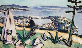 Max Beckmann: Monte Carlo (Südliche Hafenstadt)