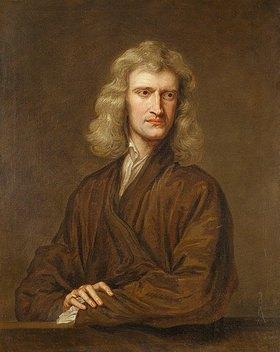 Sir Godfrey Kneller: Porträt von Sir Isaac Newton (1642-1727)