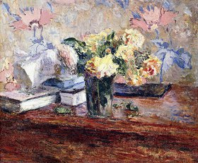 Edouard Vuillard: Stillleben (Nature Morte)