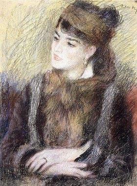 Auguste Renoir: Studie einer Frau (Etude de Femme)