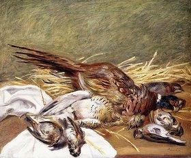 Auguste Renoir: Fasane, Trappe und Drosseln (Faisans, Canepetiere et Grives)