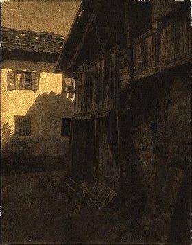 Heinrich Kühn: Rietz im Oberinntal