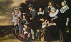 Frans Hals: Bildnis einer zehnköpfigen Familie