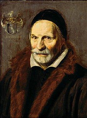 Frans Hals: Bildnis des Jacobus Zaffius
