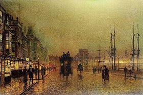 John Atkinson Grimshaw: Glasgow