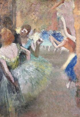 Edgar Degas: Ballettszene (Scène de Ballet)