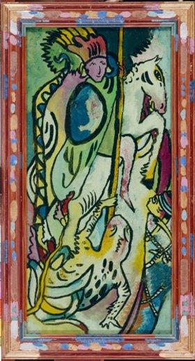 Wassily Kandinsky: Der hl. Georg II