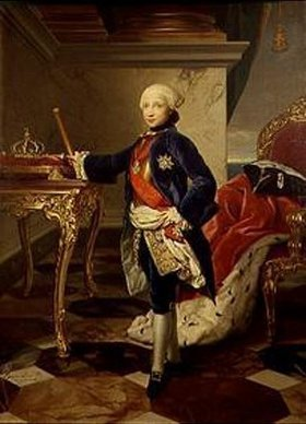 Anton Raphael Mengs: Ferdinand IV., König von Neapel