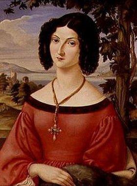 Theodor Rehbenitz: Bildnis der Marquesa Marianne Florenzi
