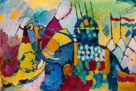 Wassily Kandinsky: Der Elefant