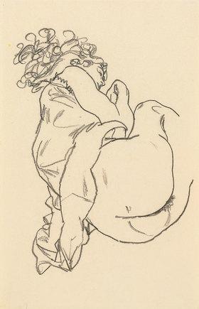 Egon Schiele: Liegende