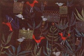 Paul Klee: Vogelgarten. 1924