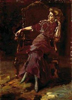 Albert von Keller: Pariserin