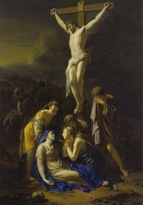 Adriaen van der Werff: Christus am Kreuz