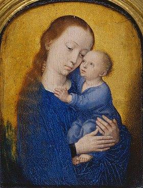 Gerard David: Maria mit dem Kind