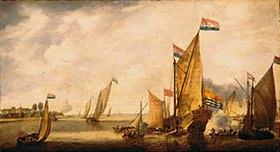 Bonaventura Peeters I.: Seehafen