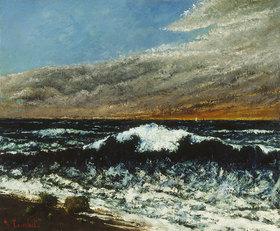Gustave Courbet: Die Woge