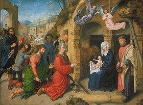 Gerard David: Die Anbetung der Könige