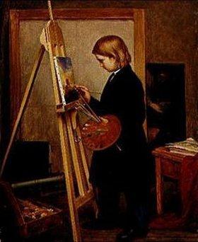Carl Begas d.Ä.: Der Sohn des Künstlers