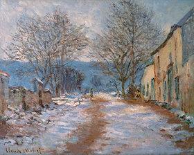 Claude Monet: Schnee in Limetz (Effet de neige à Limetz)