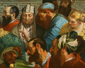 Gericault Theodore: Hochzeit von Kanaa